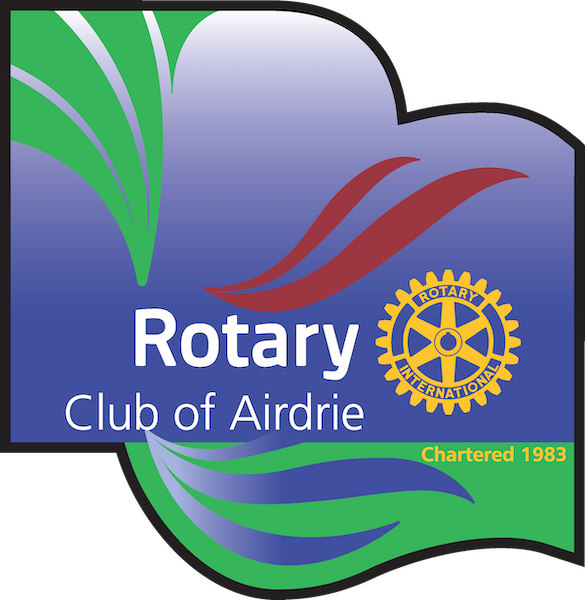 rotary airdrie logo