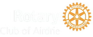 rotary club of airdrie logo